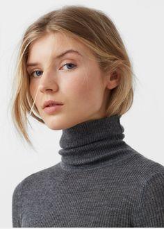 Coltrui - Vesten en truien voor Dames   MANGO Nederland