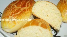 Pão de batata caseiro fofinho