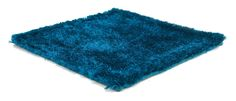Polyester Range / SG Airy Premium Low Cut rug in coral blue   kymo   contemporary floorwear from Germany