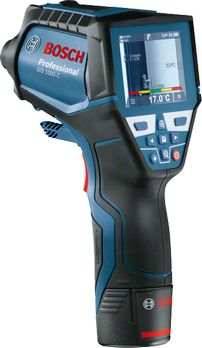 Bosch GIS Thermal Detector imager Infrared Scanner Imaging Thermometer hygrometer Only Body Best Paint Sprayer, Bosch Tools, Bosch Professional, Engineering Tools, Cordless Power Tools, Thermal Imaging, Electrical Tools, Red Dot Design, Garage Workshop