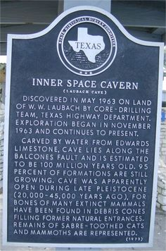 Inner Space Caverns