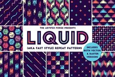Liquid Repeat Patterns от JRChild on Envato Elements Graphic Patterns, Tile Patterns, Modern Patterns, Graphic Design, Pattern Designs, Business Brochure, Business Card Logo, Envato Elements, Photoshop Cs5