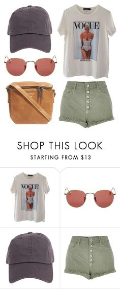 """""""Style Set #174"""" by thestylelab ❤ liked on Polyvore featuring Dolce&Gabbana, Ray-Ban, Armitage Avenue, River Island and Matt & Nat"""