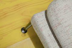 Kvadrat/Raf Simons Sonar on Vitra chair