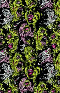 Wallpaper Backgrounds Dark – Getting ready for Halloween because I am 🎃 - Halloween Wallpaper Zombie Wallpaper, Goth Wallpaper, Trippy Wallpaper, Halloween Wallpaper Iphone, Fall Wallpaper, Aesthetic Iphone Wallpaper, Wallpaper Backgrounds, Iphone Wallpapers, Dark Backgrounds