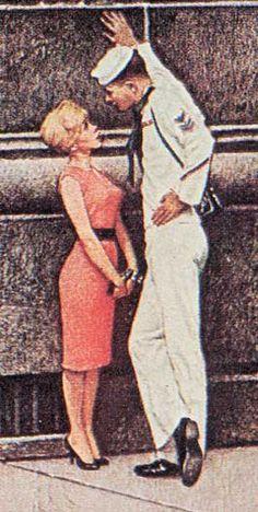 "Norman Rockwell ""University Club"" (1960)"