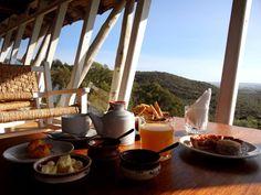 Ventorrillo de la Buena Vista, Villa Serrana.   Desayunos, almuerzos y cenas disfrutando de una excelente vista!