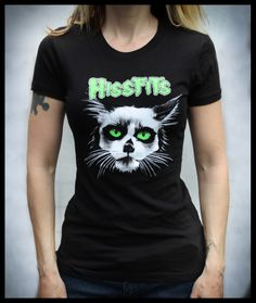 Hissfits Women's tee