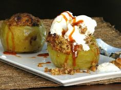 2012 Stockton Summer Bucket List: Cook outside!  Try this Grilled Stuffed Apples recipe...
