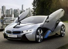 BMW i8 Mission Impossible Ghost Protocol Car