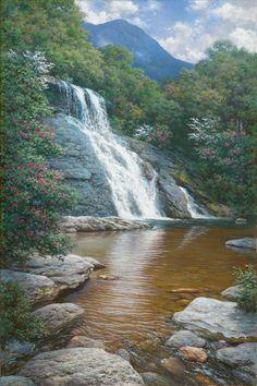 Watercolor Landscape, Landscape Art, Landscape Paintings, Landscape Photography, Beautiful Photos Of Nature, Beautiful Paintings, Beautiful Landscapes, Scenery Pictures, Nature Pictures
