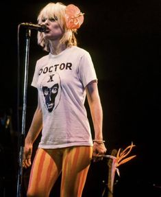Blondie Debbie Harry, Iron Maiden, New Wave, The Beatles, Rock And Roll, Rock Bands, Lynn Goldsmith, Chica Punk, Mode Rock