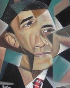 'Barack' by Michael Penston