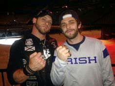BG & Thomas Rhett