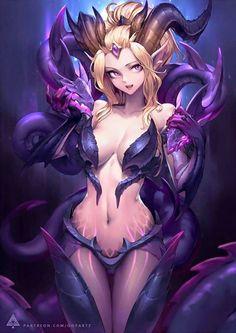 Dragon Sorceress Zyra League of Legends
