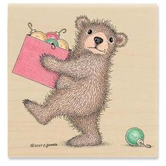 Gruffies - Box of Ornaments - I1091 - The Official House-Mouse Designs® Web Site