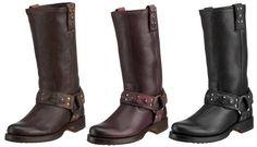 Frye Veronica Harness Boots