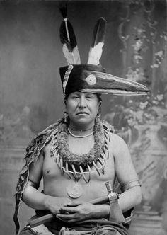 Tskararalisin (Eagle Chief) - Pawnee