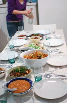 A Singaporean Thanksgiving..... Yum!