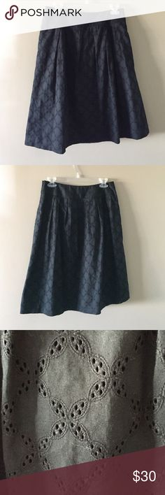 Selling this Ann Taylor loft skirt on Poshmark! My username is: christinschoebe. #shopmycloset #poshmark #fashion #shopping #style #forsale #LOFT #Dresses & Skirts