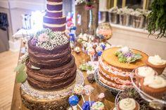 Wedding naked cake | Sweet table
