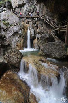 travelzona_Medve_szurdok5 Waterfalls, Travel, Outdoor, Beautiful Waterfalls, Outdoors, Viajes, Destinations, Traveling, Outdoor Games