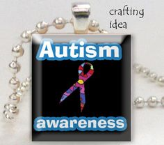 Autism awareness digital download images for your crafting needs.  These images are perfect for scrabble tiles, mixed media, collage work, cards, stickers, bookmarks, scrap booking, jewelry, glass tiles, magnets, pendants, and more.
