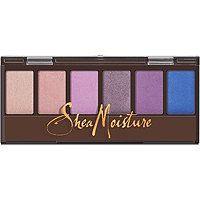 SheaMoisture - 6-Well Mineral Eye Shadow Palette Wet/Dry in Lavender Fields #ultabeauty
