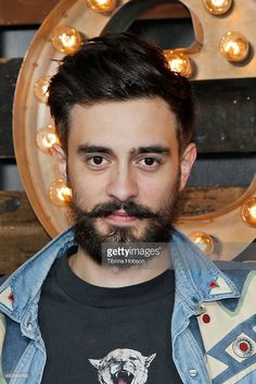 Kyle Simmons of Bastille attends the Nielsen Pre-GRAMMY celebration at HYDE Sunset: Kitchen + Cocktails on February 7, 2015 in West Hollywood, California.
