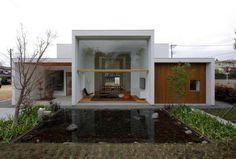 House In Fujinomiya, Japan, By Case Design Studio | Delood