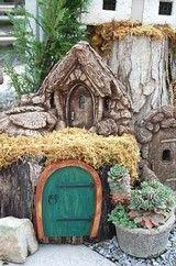 Design your own fairy garden...ideas