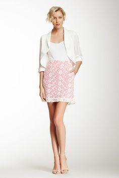 Crochet Love Skirt