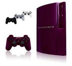 ps3 purple - (1) Play Station 3, Playstation Games, Yahoo Search, Purple, Viola
