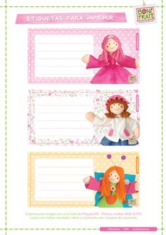 Blog BoniFrati: Etiquetas de Material Escolar para Imprimir