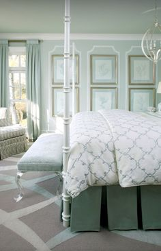Great Bedroom Color Pallet