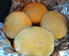 Easy Camp Recipe: Dutch Oven Buttery Biscuits -- Check out this simple classic that's great for camping or backpacking. It's one of the easiest camp recipes we've tried. Campfire Dutch Oven Recipes, Dutch Oven Cooking, Campfire Food, Cast Iron Cooking, Dutch Ovens, Camping Stove, Camping Meals, Camping 101, Camping Cooking