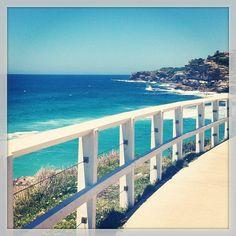 bondi beach to bronte coastal walk sydney australia