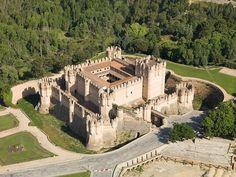 Coca Castle (Castillo de Coca), Spain