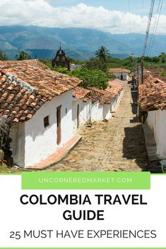 Colombia travel guid