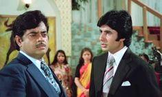 """1 Likes, 1 Comments - muvyz.com (@muvyz) on Instagram: """"#muvyz091517 #BollywoodFlashback #AmitabhBachchan #ShatrughanSinha Mere Dost Kissa Yeh Kya Ho…"""""""