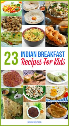 Indian breakfast recipes for kids are plenty, and they are healthy, tasty, and easy to make. So, why don't you check out our nutritious recipes? Read on! Indian Recipes For Kids, Healthy Indian Recipes, Healthy Recipe Videos, Indian Breakfast, Breakfast For Kids, Breakfast Recipes, Breakfast Ideas, Toddler Meals, Kids Meals