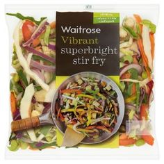 Waitrose super bright pan fry
