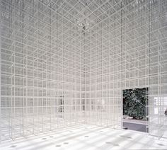 GRID art installation.