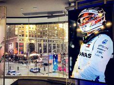 F1 Drivers, Lewis Hamilton, Iwc, Times Square