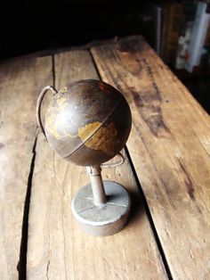 Vintage Globe Pencil sharpener