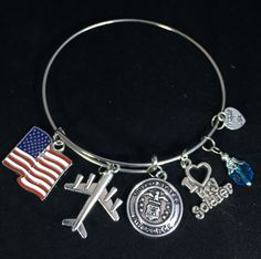 Perfect for the military mom, daughter wife, sister etc.