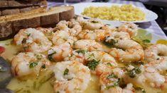 CREVETI+LA+CUPTOR+CU+LAMAIE+SI+USTUROI Shrimp, Recipies, Cooking Recipes, Food, Salads, Recipes, Chef Recipes, Rezepte, Eten