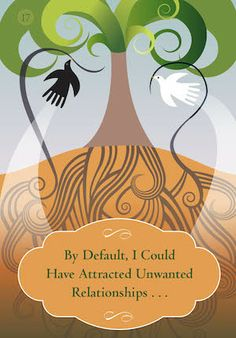 how to use health and the law of attraction cards