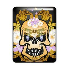Celebrate everyone's unique identity and passions with custom t-shirts, stickers, posters, coffee mugs and more. Custom T, Ipad Case, Skulls, Identity, Unique, Poster, Personal Identity, Billboard, Skeletons