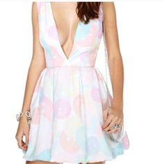 Nasty gal, life of a party dress, new with tags! Nasty gal, life of a party dress Nasty Gal Dresses Backless